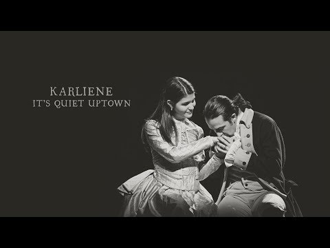 Karliene - It's Quiet Uptown - Hamilton