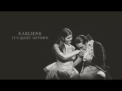 Karliene - It's Quiet Uptown - Hamilton