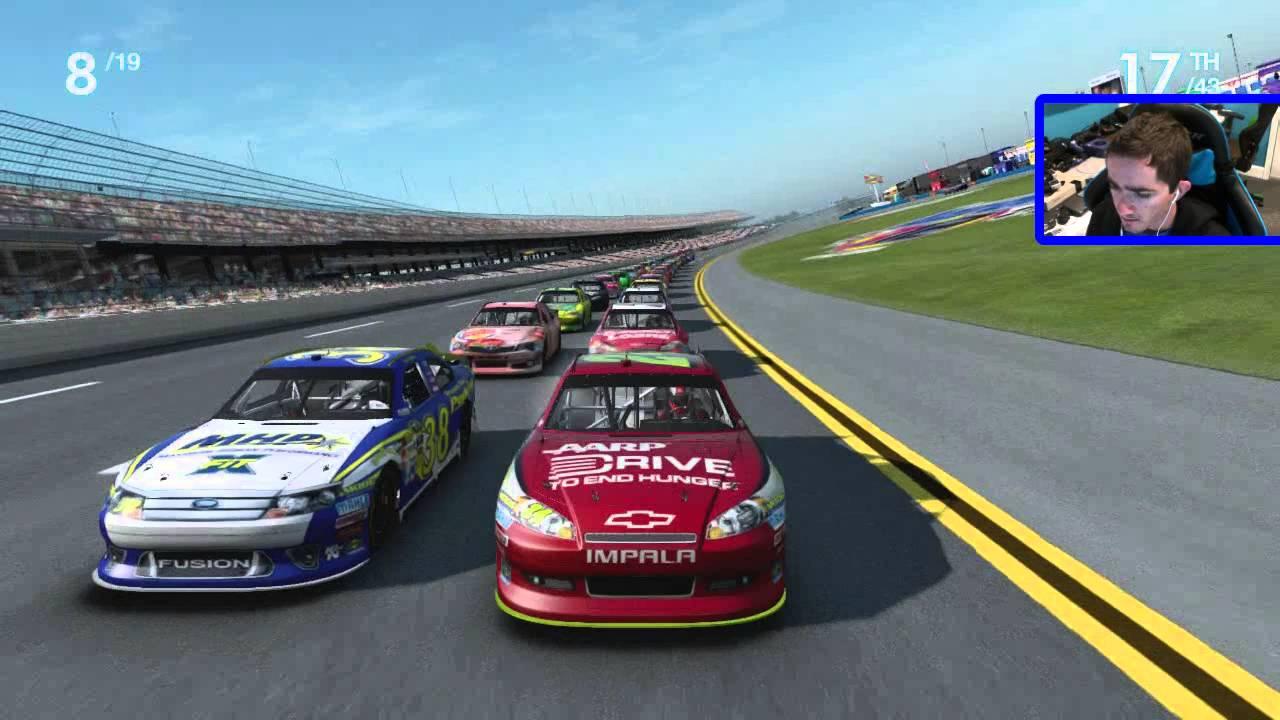 NASCAR The Game: Inside Line - Race 30/36 - Good Sam Roadside Assistance 500