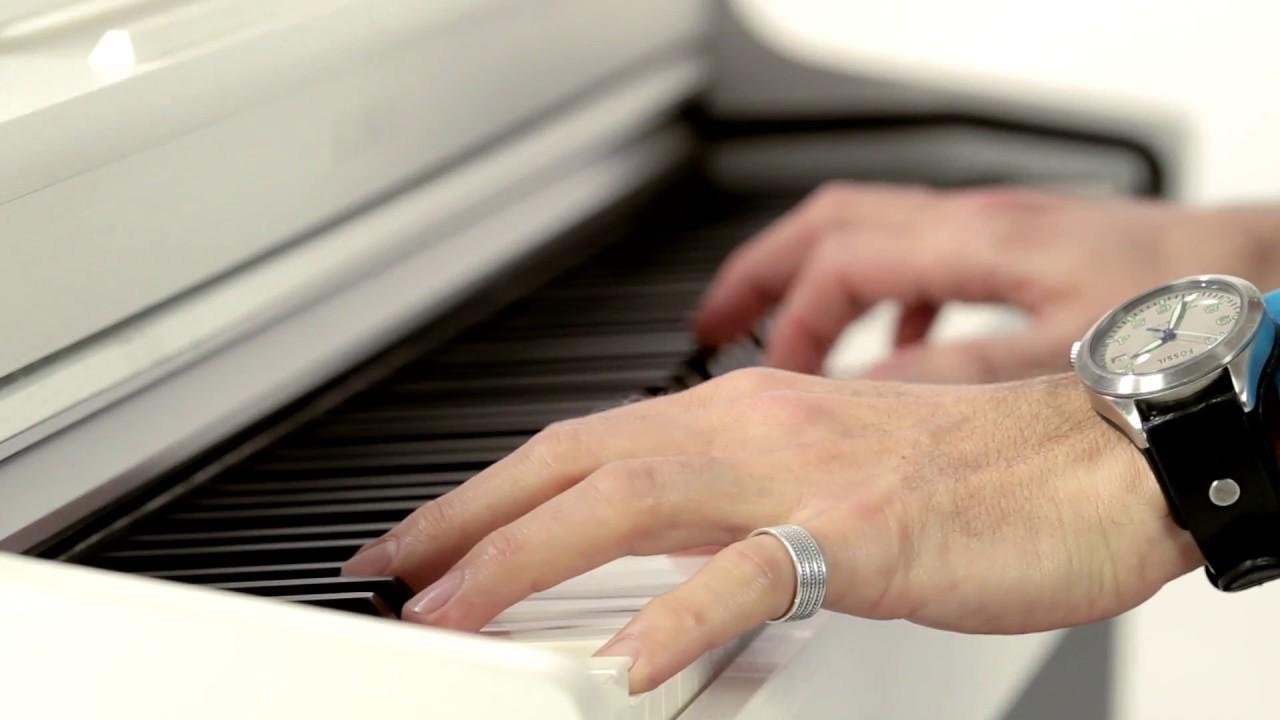 kawai cn27 digital piano demo english youtube. Black Bedroom Furniture Sets. Home Design Ideas