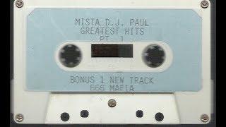 MISTA DJ PAUL GREATEST HITS PART 1 FULL TAPE 1994 TRIPLE 6 MAFIA
