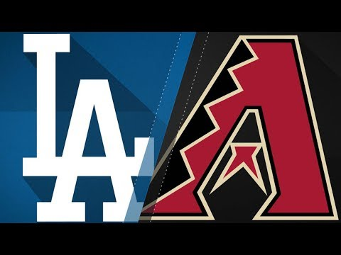 D-backs hit three homers, cruise past Dodgers: 4/3/18