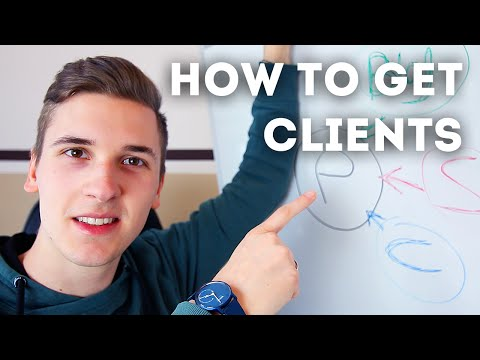 How To Get Clients • On Portfolio Building & Specializing as a Freelance Designer