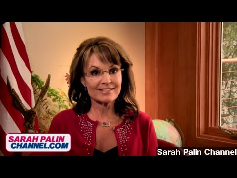 Sarah Palin Launches Her Own Online Channel