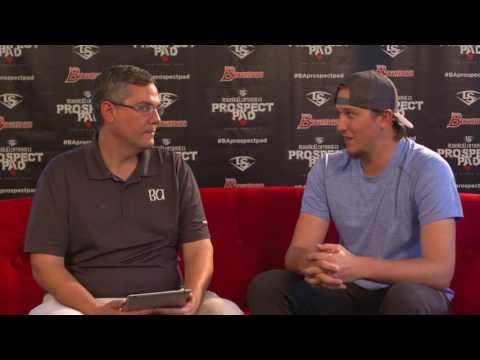Prospect Pad: Jeff Hoffman (Full)