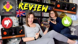 Atari Retro Handheld Console (Review): Should you buy in 2019? 🇬🇧 TheGebs24