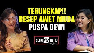 Download lagu PUSPA DEWI BONGKAR RAHASIA AWET MUDA !! | ZERO TO HERO | Merry Riana