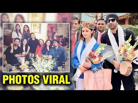 Ranbir Kapoor- Alia Bhatt ENJOY In Manali | Pictures VIRAL | Brahmastra Shoot Mp3