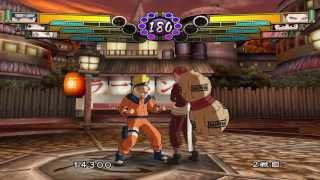 Dolphin Emulator 4.0.2 | Naruto Gektiou Ninja Taisen! 4 (NTSC-J) [1080p HD] | Nintendo GameCube