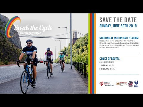 Sign up for Break the Cycle 2019