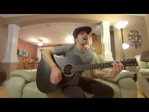 Hypnotised (Coldplay) acoustic cover by Joel Goguen