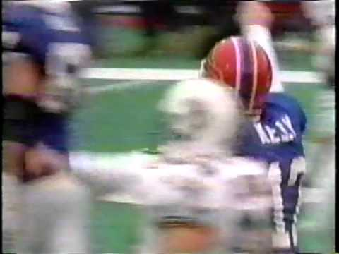 Every Jim Kelly TD 1995,1996