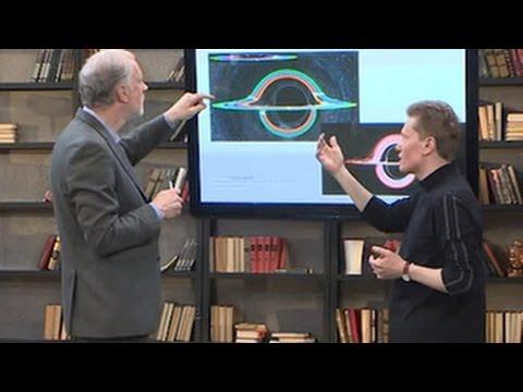 Вопрос науки. Как черные дыры испускают гравитационные волны