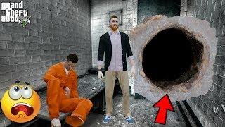 ULTIMATE PRISON BREAK ESCAPE! (GTA 5 Mods)