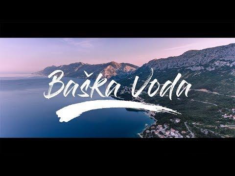 CROATIA   BASKA VODA CINEMATIC   2017 (4K)   DJI4