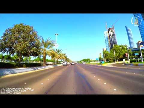 جولة سريعة في عاصمة الإمارات العربية المتحدة الشقيقة أبو ظبي الجزء ١ 4k