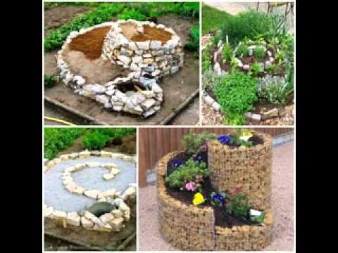 picture garden ideas easy
