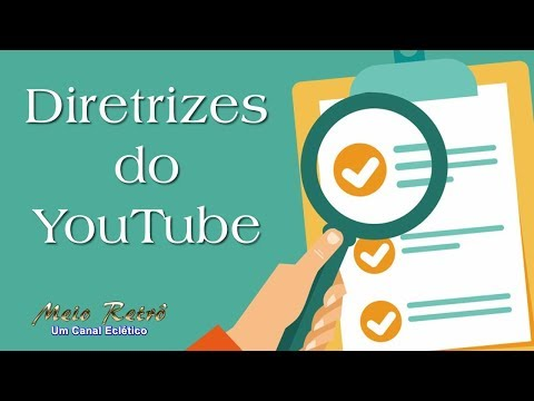Diretrizes do YouTube
