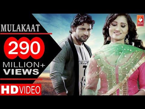 Mulakaat  Vijay Varma  Neetu Verma  Most Popular Haryanvi Dj Song 2017