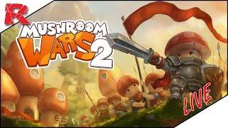 Mushroom Wars 2 ➤ Xefivel jól begombázunk [5000sub]