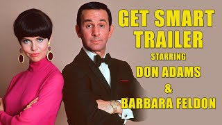 Get Smart Trailer Starring Don Adams!