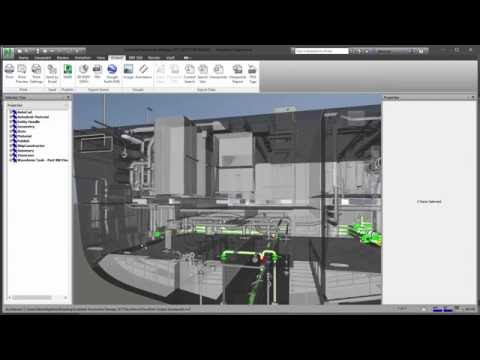Viewing ShipConstructor User Modifications in Navisworks