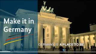Make it in Germany – 24 hours in Germany