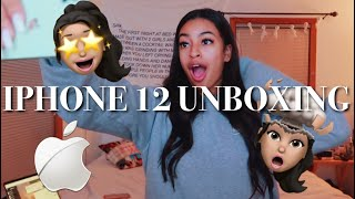 GREEN IPHONE 12 UNBOXING 🤩✨