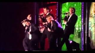 Westlife - Uptowngirl (live concert).avi