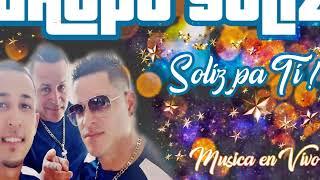 GRUPO SOLIZ - BACHATA EN VIVO (AUDIO)