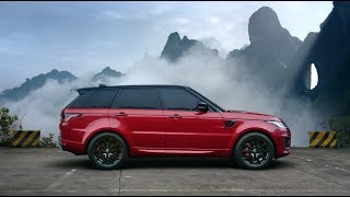 Vehicle Walkthrough - Range Rover Sport – Dragon Challenge