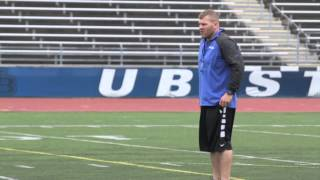 University at Buffalo Football Strength & Conditioning Coach Greg Pyszczynski