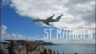 Having christmas on a beach!|Having christmas in St. Maarten Vlog no.17