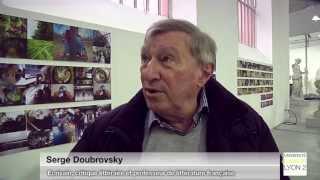 Université Lyon 2 : Serge Doubrovsky à l'honneur au Musée des moulages