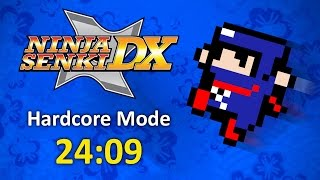 Ninja Senki DX - Hardcore Mode 24:09