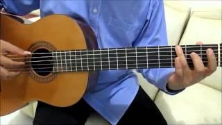 The Script Superheroes Guitar Lesson (Intro)