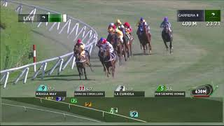 Vidéo de la course PMU PREMIO TALK SHOW