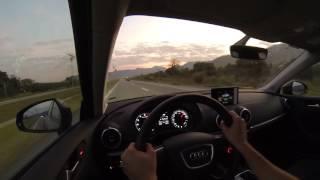 novo audi a3 sedan 1 4 turbo flex 2016