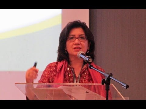 10. Dr. Mely Caballero-Anthony - S. Rajaratnam School of International Studies.