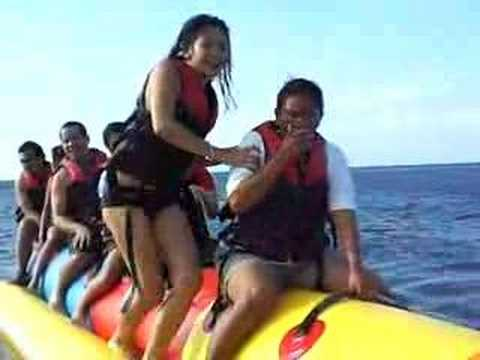 3-banana boat adventure