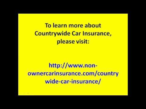 Countrywide Car Insurance Is a Sense of Loyalty - Countrywide Car Insurance Reviews