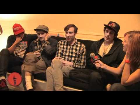 The Black Lips at The Great American Music Hall Interview