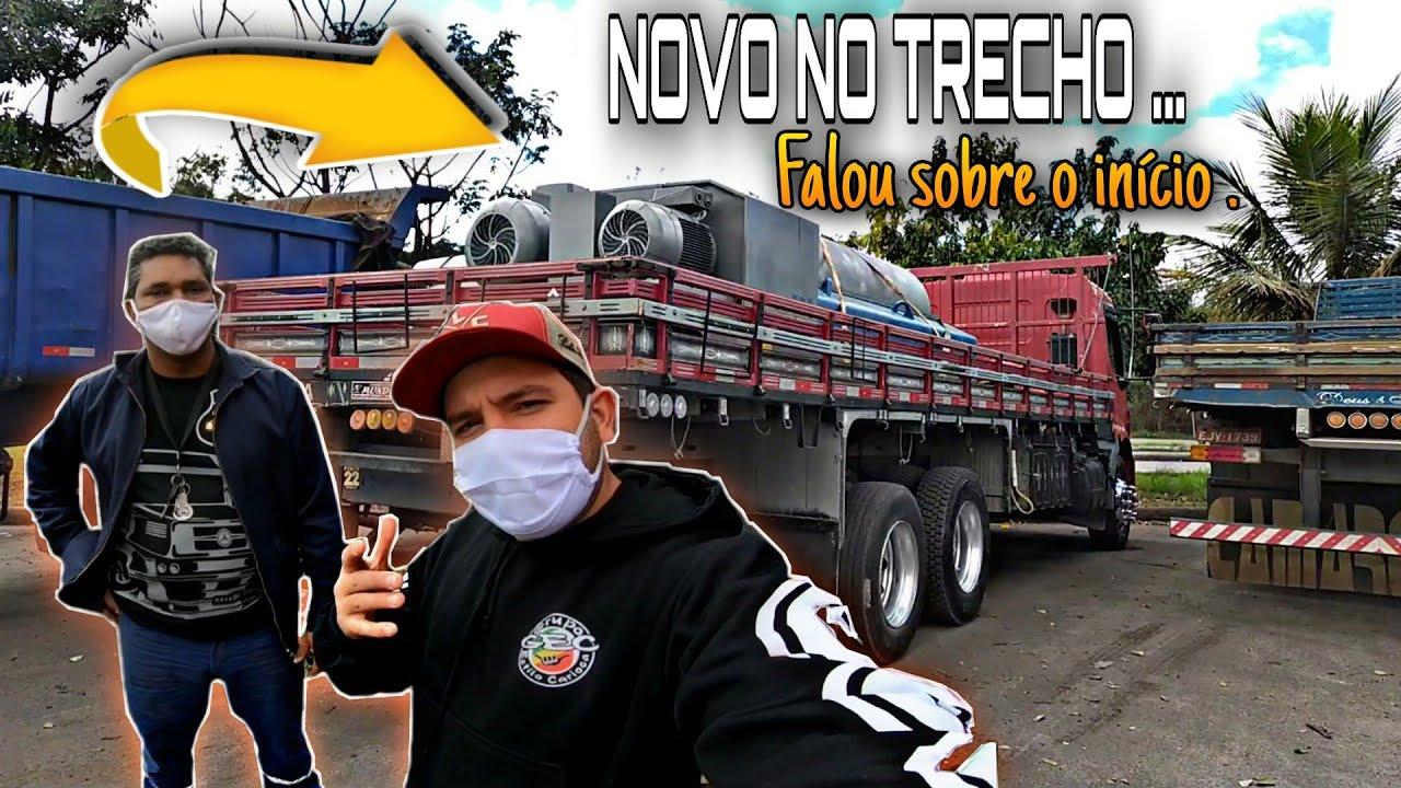 NOVO NO TRECHO E MUITO ANIMADO !!