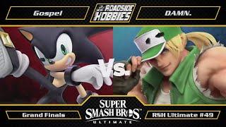 RSH Ultimate #49: Gospel (Sonic, Joker, Ken) vs DAMN. (Terry) - Grand Finals