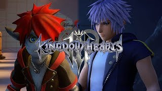 [SUB Español] Kingdom Hearts III - Trailers D23 Expo Japan