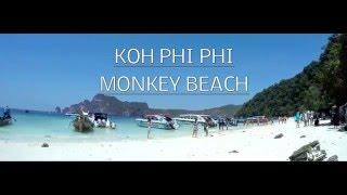 """Dji Osmo""""Koh Phi Phi Monkey Beach Timelapse 4K """""""