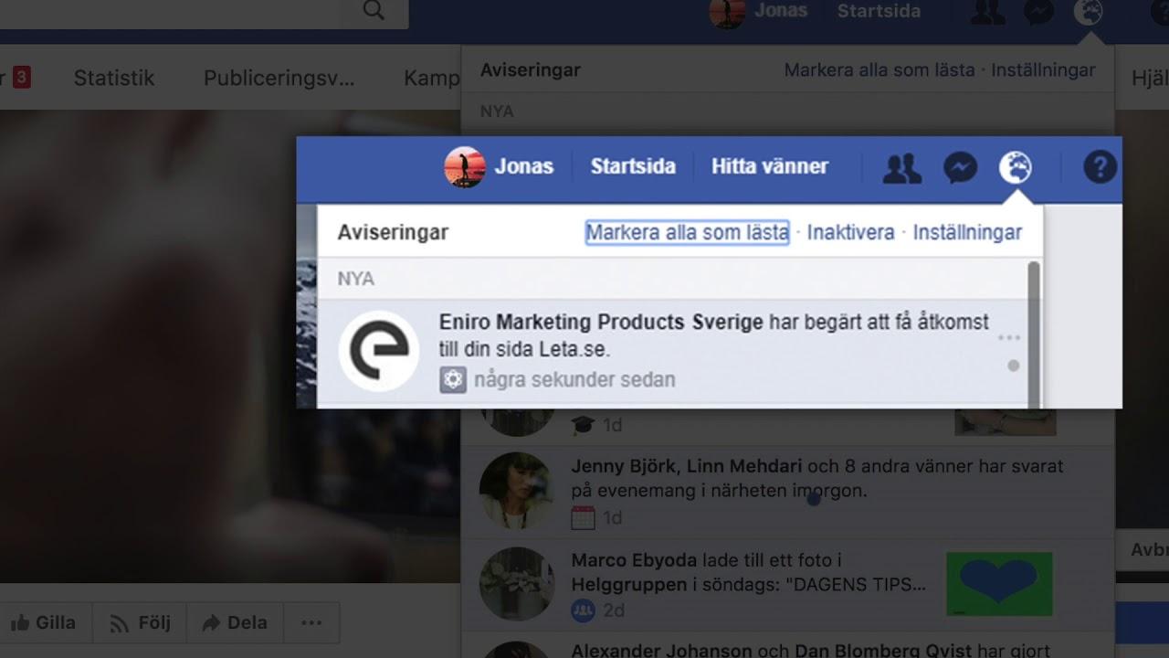 Ditt facebook liv pa 62 sekunder