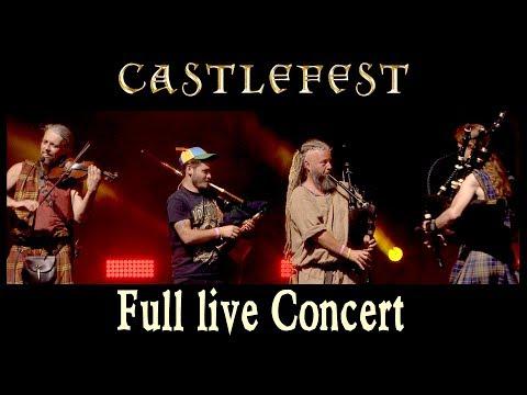 Castlefest 2017 Full Live Concert - Rapalje Celtic Folk Music