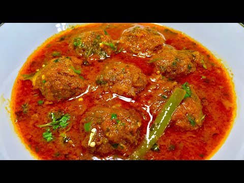 | Lauki Kofta recipe in Hindi Dudhi Kofta recipe
