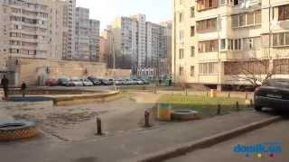 видео Академика Булаховского на карте киева